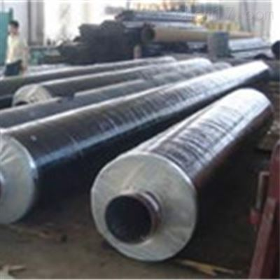 預製直埋塑套鋼熱水保溫管