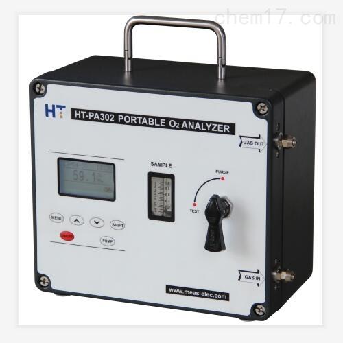 便携式氧分析仪空分