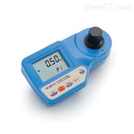 HI96711餘氯-遊離氯-總氯離子濃度儀