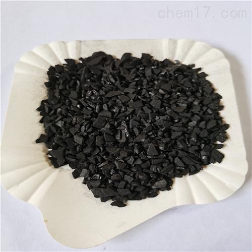 双鸭山饮料厂用椰壳活性炭颗粒大小