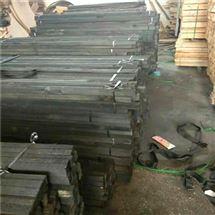 防腐木托制作流程 管道垫木制作优点