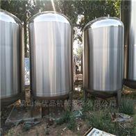 二手立式304不锈钢储罐-10-60立方
