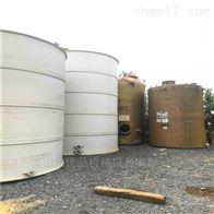 供应二手10立方玻璃钢储罐 30立方pe储罐