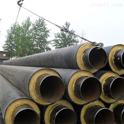 集中供熱聚氨酯預製直埋保溫管