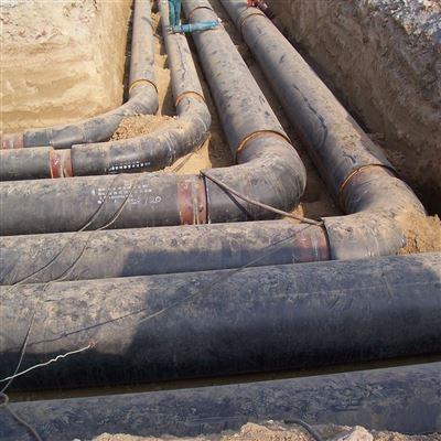 預製塑套鋼集中供暖保溫管道