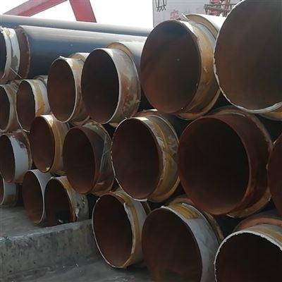 聚氨酯預製直埋保溫管直銷價