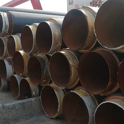 DN159防腐直埋聚氨酯保溫管道