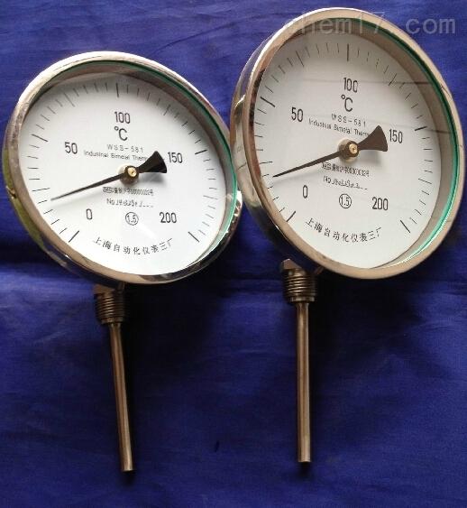 WSS-324双金属温度计