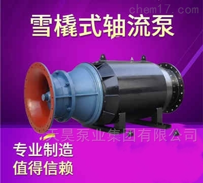 卧式潜水轴流泵生产厂家