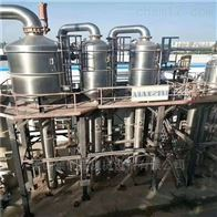 二手钛材质四效强制循环蒸发器上海销售