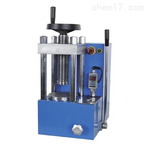 40吨手动电动一体式数显粉末压片机