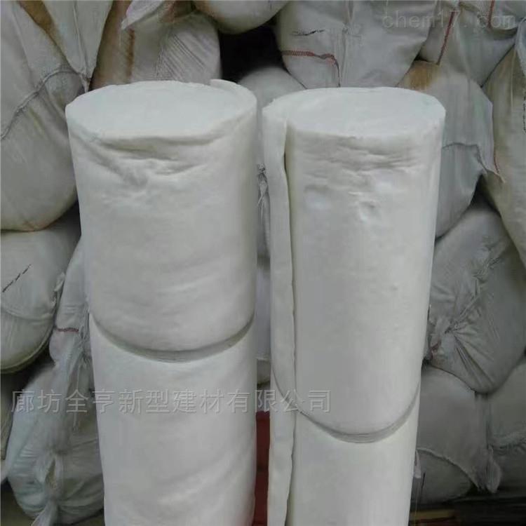 河北厂家生产80密度硅酸铝针刺毯批发价格