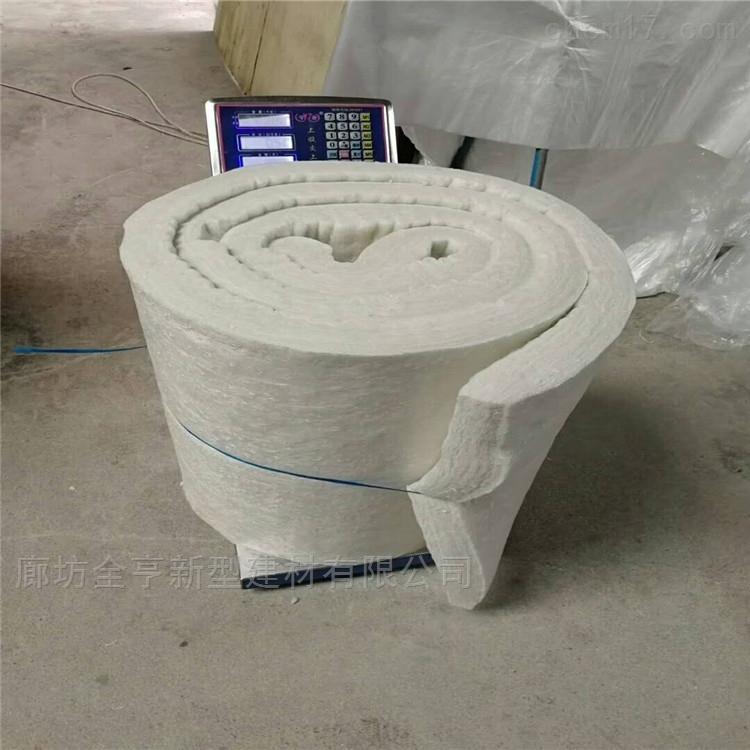 公司生产硅酸铝针刺毯