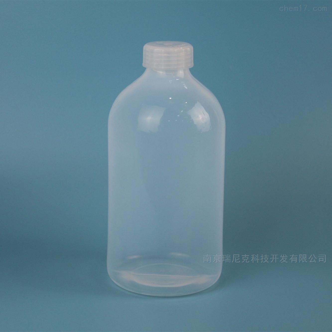 PFA试剂瓶/样品瓶/取样瓶500ml高透明