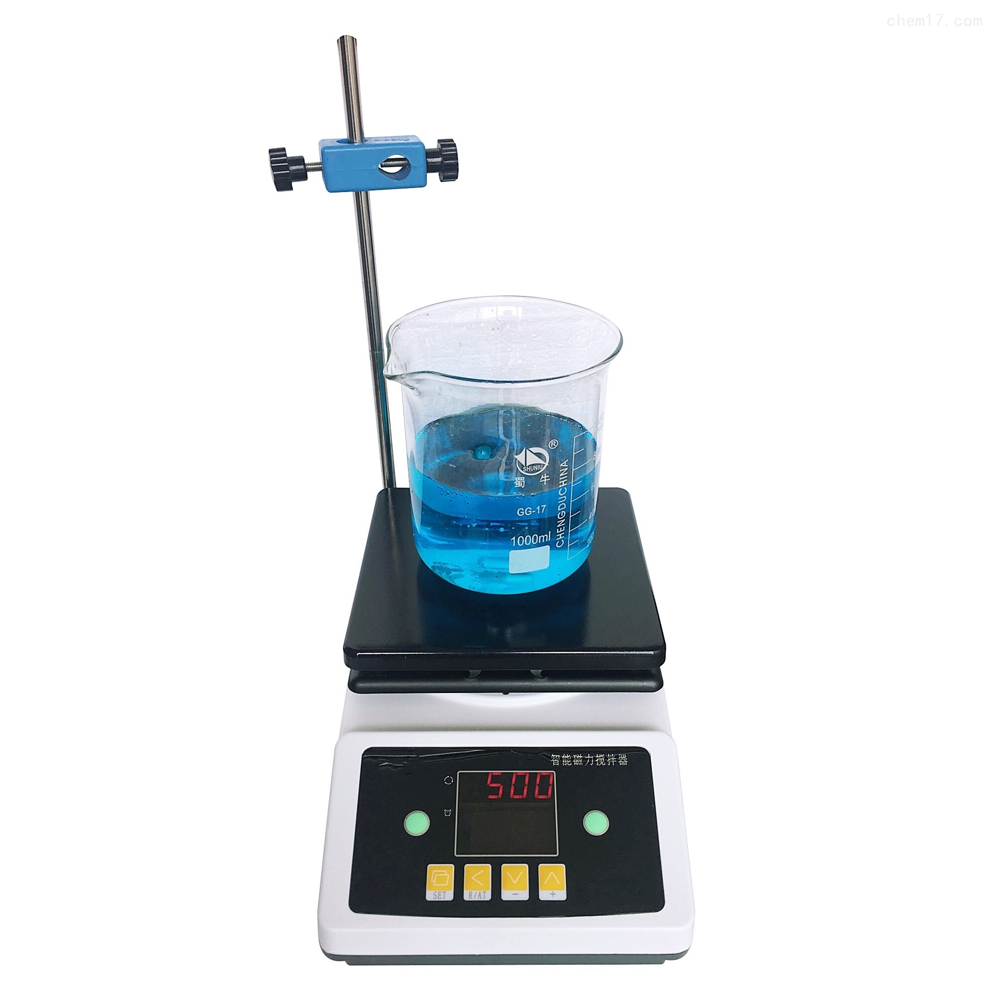 数显磁力搅拌器