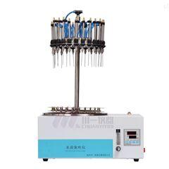 江苏电动氮吹仪CY-DCY-12YL圆形水浴浓缩仪
