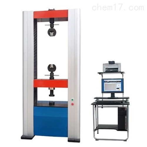 电子式油毡拉力试验机