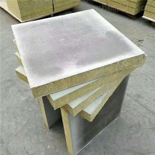 a級防火複合岩棉板 吸引隔熱複合保溫板