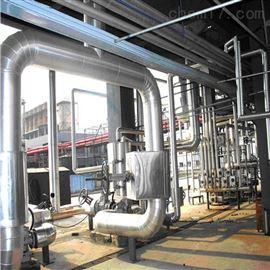 固原铁皮管道保温施工队预算价格