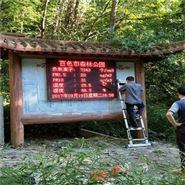 东莞景区负氧离监测系统安装项目上门