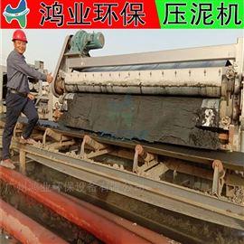脱水设备制砂污水过滤机 砂石厂泥水压榨设备
