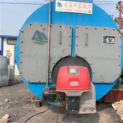6吨廉价出售二手燃油燃气6吨蒸汽锅炉