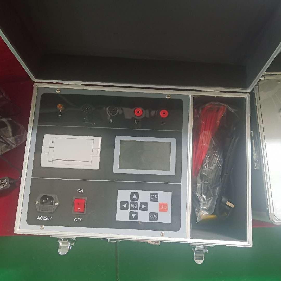 高速A/D转换器接地引下线导通测试仪
