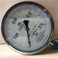 Y-60B-F全不锈钢压力表