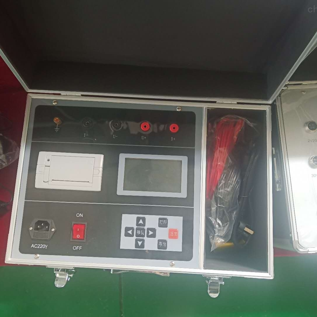 三级承试电力设备接地导通测试仪