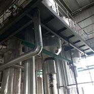 钛材质二手3效6吨结晶蒸发器