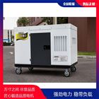 40KW静音柴油发电机全自动ATS