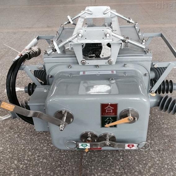 柱上10KV高压真空断路器 ZW20电站型