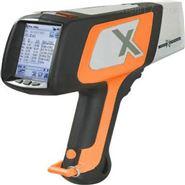 XRF光譜測試儀器