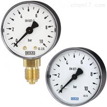 PG43SA-C德国威卡WIKA平嵌隔膜式压力表