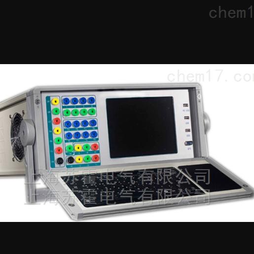 三相继电保护测试仪带键盘型