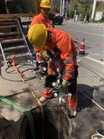紫外光固化修复管道损坏非开挖修复
