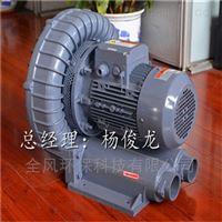 2.2KW印刷機械配套環形高壓風機
