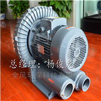 5.5KW制衣厂专用漩涡高压鼓风机