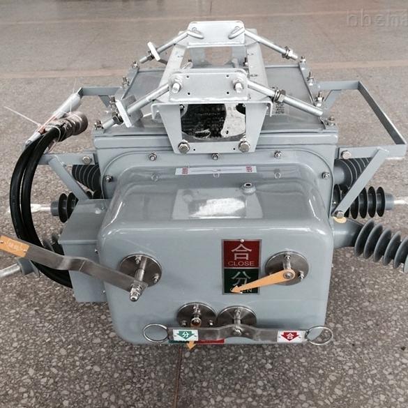 ZW20-12智能电站型真空断路器35KV带预付