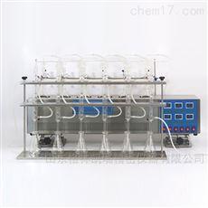 GL-6160多功能氨氮蒸馏装置