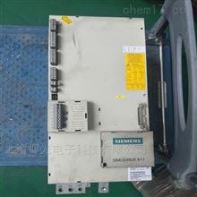 西门子S120驱动器系统报F07901故障维修