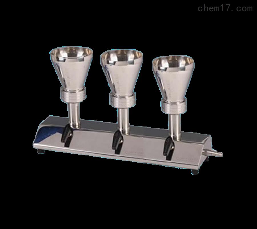 SENGE™ MH3-V300 不锈钢三联过滤器