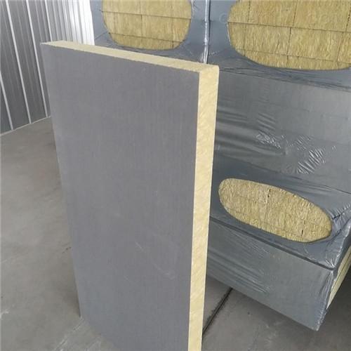 高强度岩棉复合板
