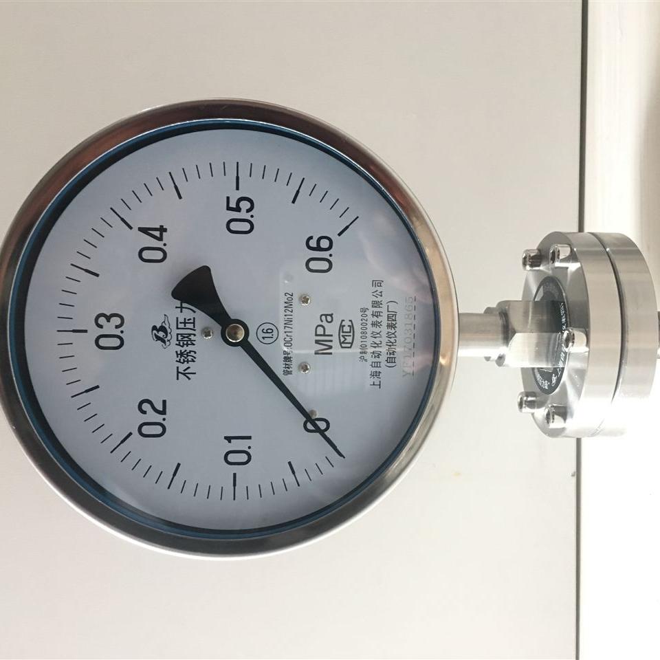 YTP- 150 ML隔膜压力表