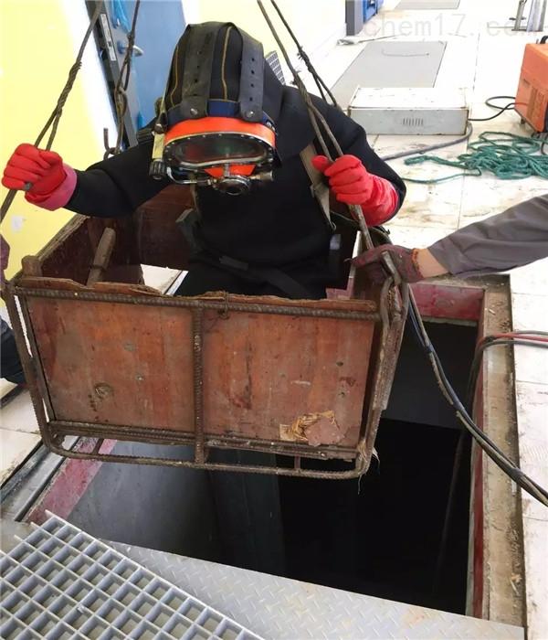 邯郸市水下管道堵漏公司