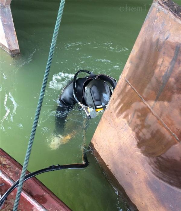 芜湖市水下堵漏公司