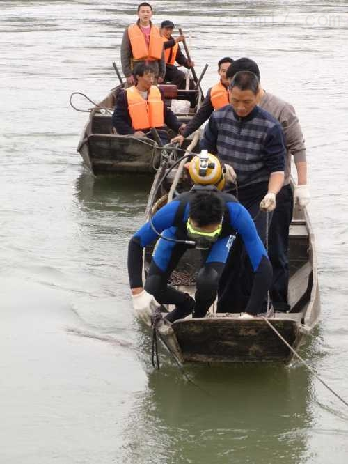金华市水下管道堵漏公司