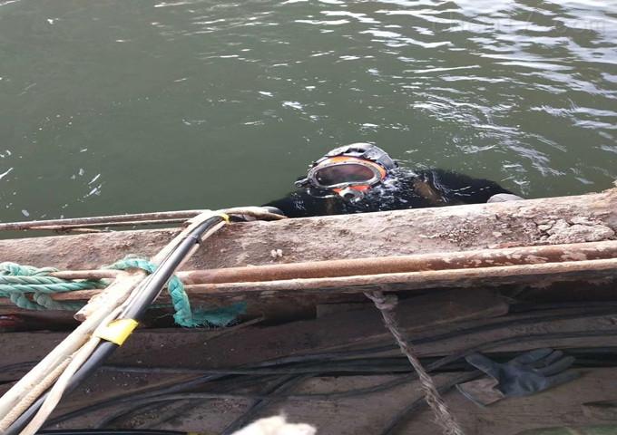 泸州市水下管道堵漏公司