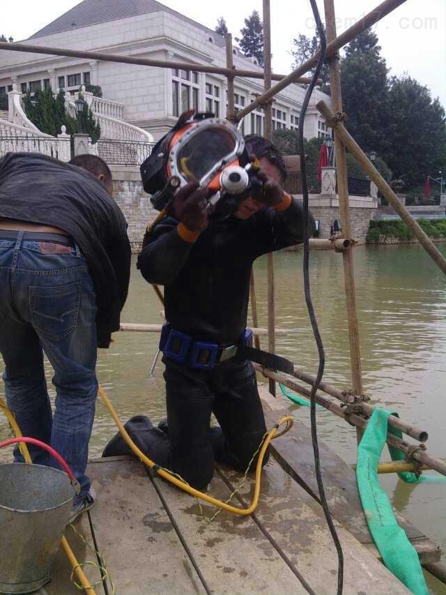陇南市水下管道封堵公司