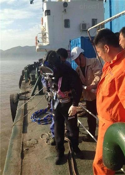 汉中市水下管道封堵公司
